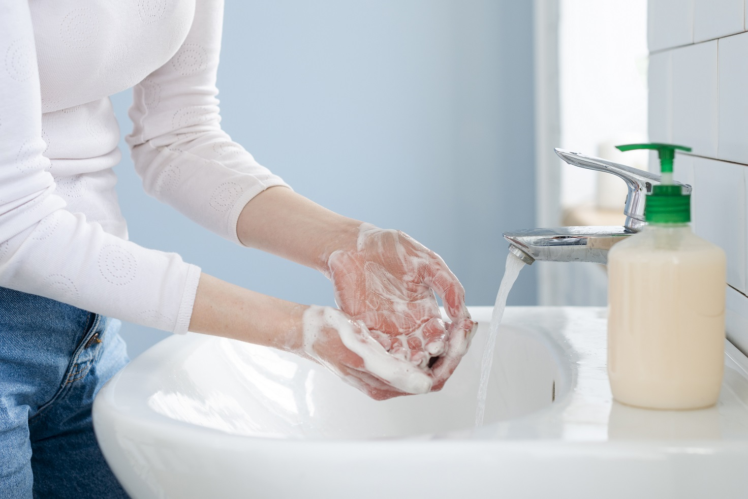 OCD Washing Hands